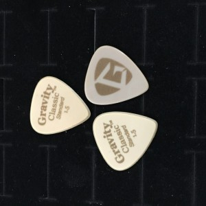 Gravity Guitar Picks Gold Series is available March 1, 2015. Will you be picking some up? #NAMM2015 #vintageguitar #guitarlove #guitargear #NAMMshow — in Anaheim, California.