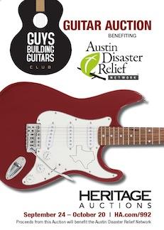Heritage Auctions Austin Benefit