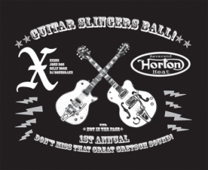 Guitar Slingers Ball art