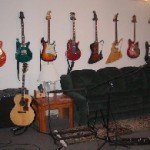 Guitar Wall