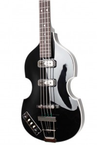 Höfner offers Black Violin Bass