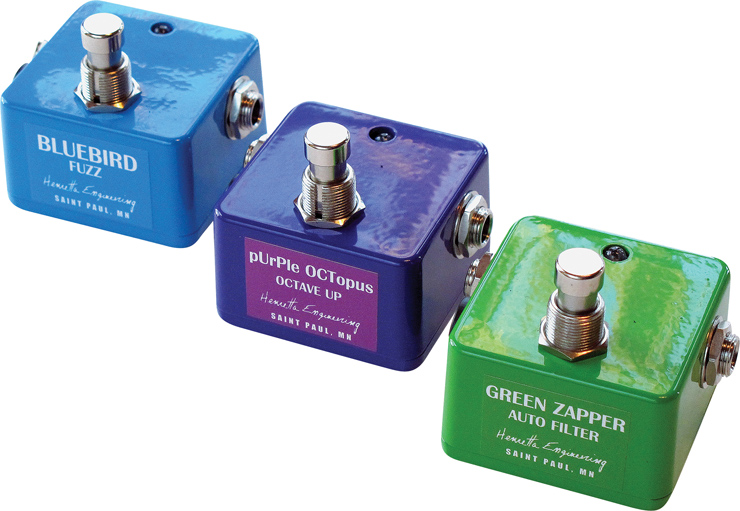 Henretta Engineering Pedals