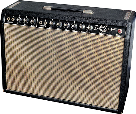 Fender Deluxe Reverb