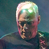 David Gilmour in concert in Munich, Germany. Photo courtesy of deep_schismic@flickr/Wikipedia. VG Readers' Choice Awards 2015