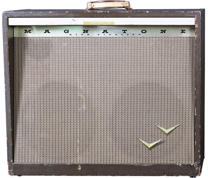 Buddy Holly's '58 Magnatone 280