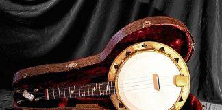 Harrison Formby banjo uke