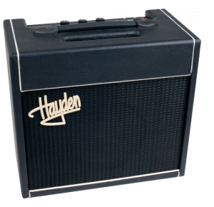 Hayden to intro High Five amp at NAMM.