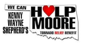 Help Moore tornado benefit