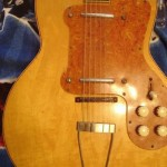 "Help me ID this Guitar "" Jimmy Reed?"""
