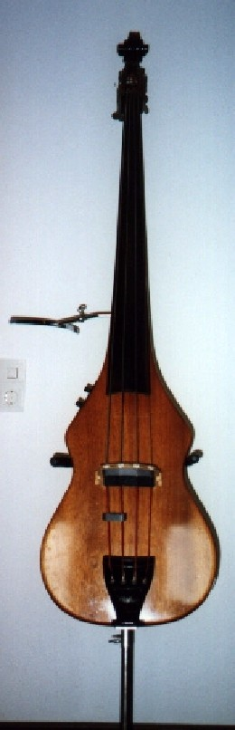 Hofner Electric Upright Bass (EUB)