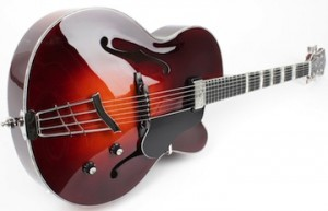 Hofner Gold Label New President