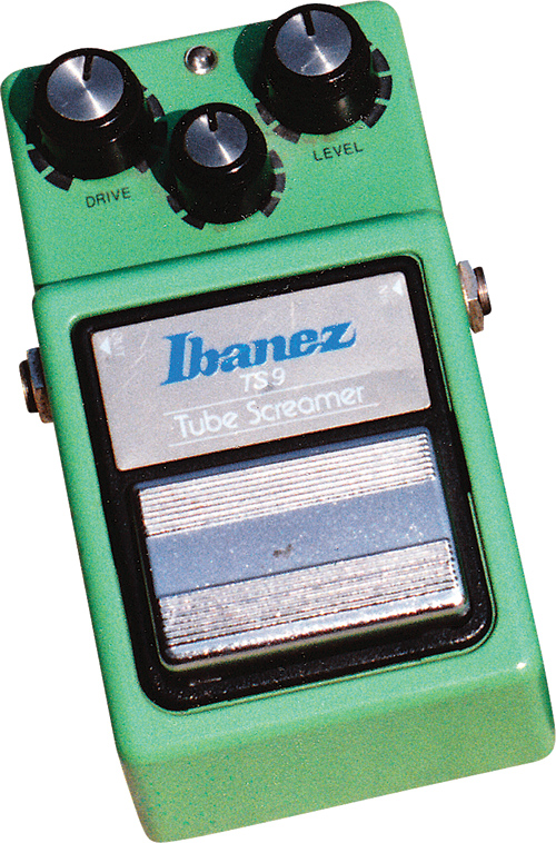 Ibanez TS9. TS9: VG Archive.