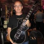 Peter Dudley of Dudley Custom Guitars