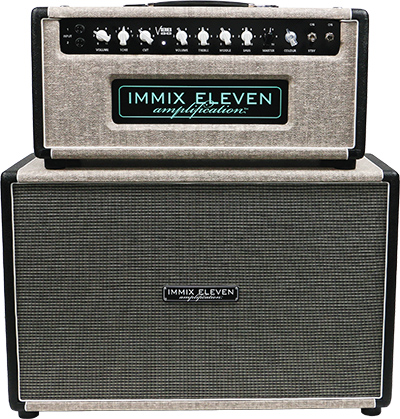 Immix Eleven V-Series 30 Amp/Cab