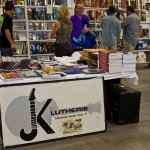 JK Lutherie booth