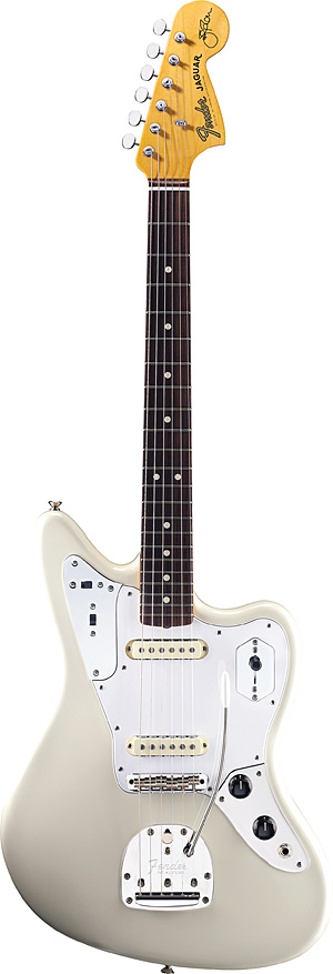 Fender Jaguar sigmature Johnny Marr
