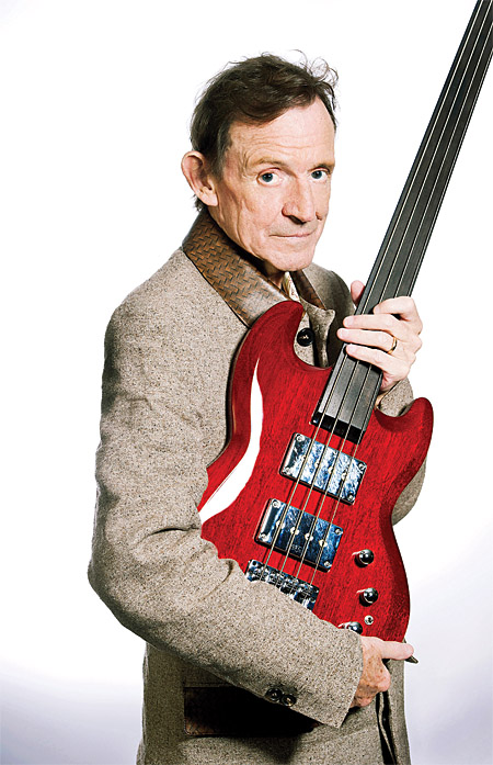 Jack Bruce: Courtesy of Esoteric Recordings.