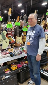 Jay Jacus / New Jersey Guitar & Bass Center
