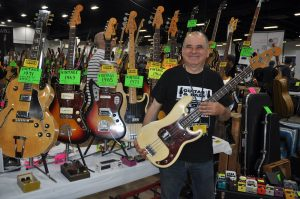 Jay Jacus NJ Guitar & Bass Center