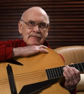 Jim Hall courtesy of Archtop History, Inc