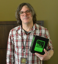 John Skibic of Electro-Harmonix.