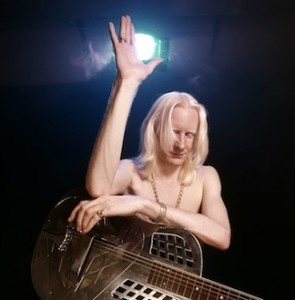 Johnny Winter passes