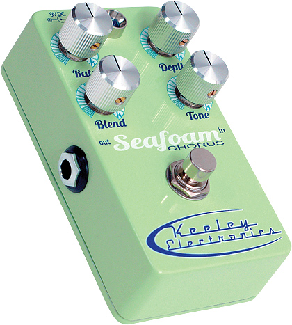 Keeley Electronics Seafoam Chorus