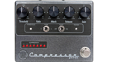 Keeley Engineering Compressor Pro