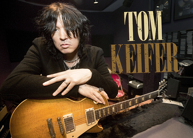 Tom Keifer Header
