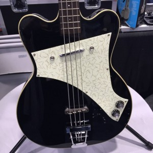 Sir Paul McCartney played this #guitar on his cover of Jet and in the video for Ebony and Ivory. You can get your hands on the Kay K59070V courtesy of Kay Vintage Reissue at KayVintageReissue.com. #guitar #guitars #guitarlove #VintageGuitar #NAMM2015 #NAMMshow #NAMM15 #sirpaul #paulmccartney #beatles — in Anaheim, California.