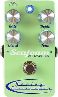 Keeley Electronics Seaform Chorus