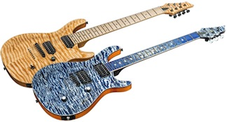 Kiesel, Carvin CT Chambered