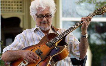Larry Coryell Vintage Guitar magazine