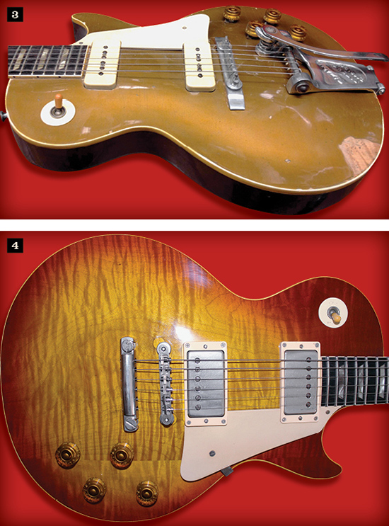 "The ""Conversion"" Les Paul"