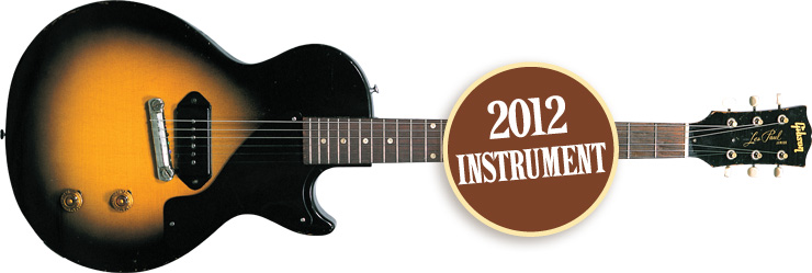 Vintage Guitar magazine Hall of Fame 2012 Instrument