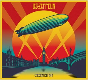 Led Zeppelin announce release of film from 2007 concert.