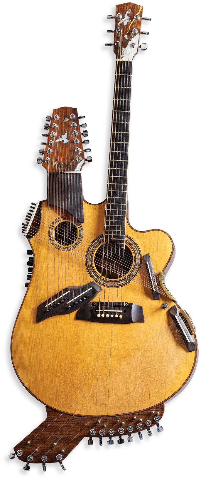 Pat Metheny  Vintage Guitar magazine