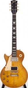 Heritage to auction two lefty 'bursts at Guitarlington