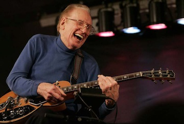 Les Paul Foundation awards grants.