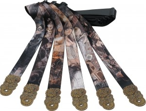 Levy's intros Steampunk straps