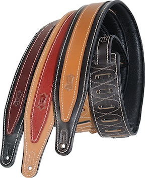 Levy's Two-Tone Leather straps