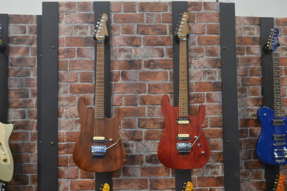 New from LSL Guitars.