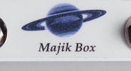 Majik Box Paul Gilbert Fuzz Universe Custom