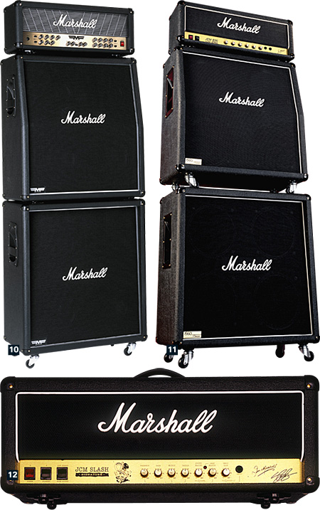 Marshall Amplifiers: From Birth to the 21st Century | Vintage ...