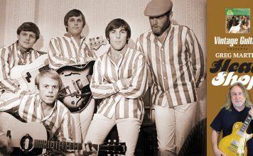 Vintage Guitar magazine presents greg Martin's Head shop Pet sounds Home Feature image