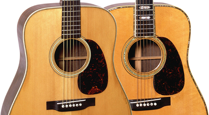 Martin D 28 And D 45 Vintage Guitar Magazine