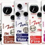 Maxon Fuzz Elements Pedals