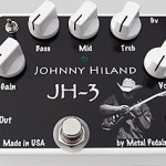 Metal Pedals JH-3
