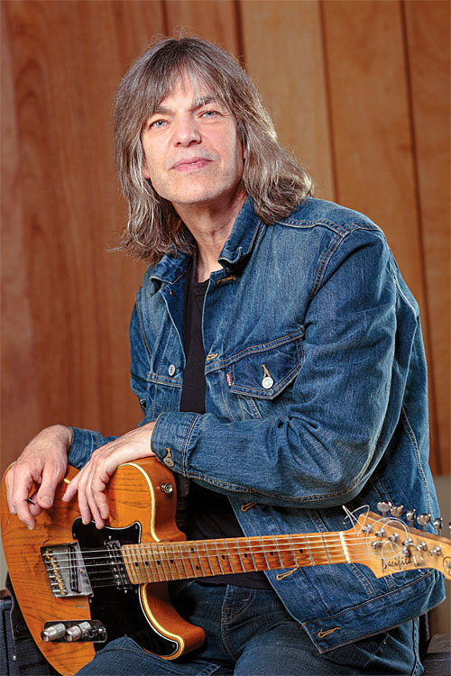 Mike stern Vintage Guitar magazine