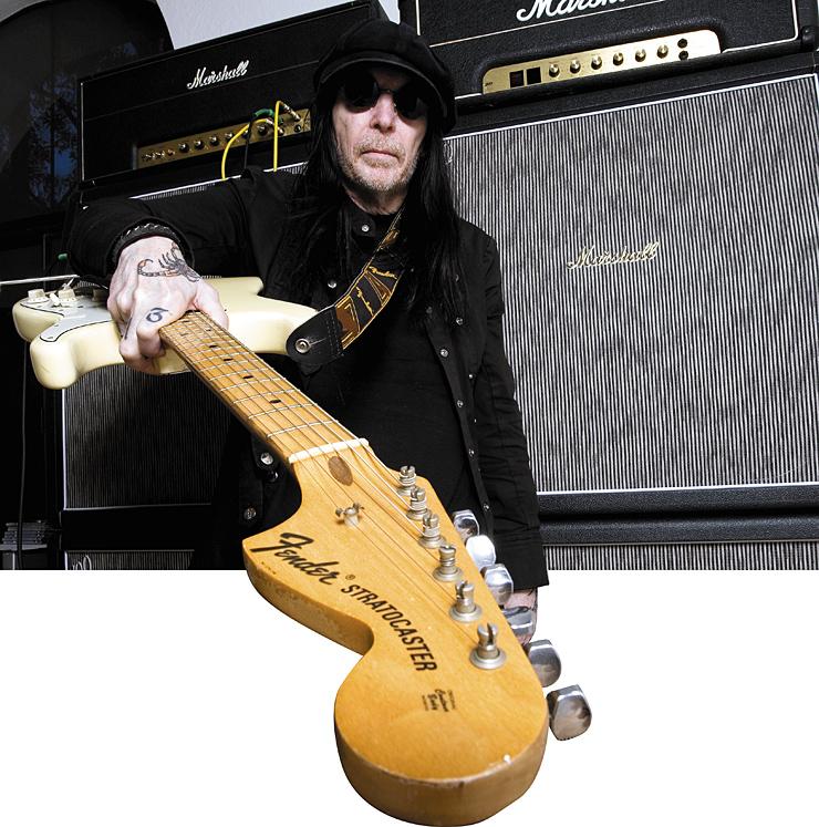 Mick mars Vintage Guitar magazine
